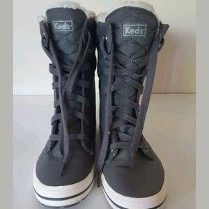 Keds Juliet Sneaker Boots Sz 9